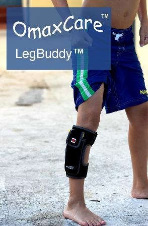 shorts and legbuddy with epipen