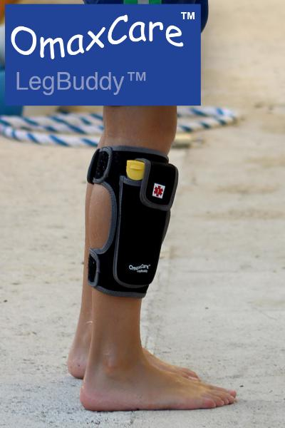 epipen case legbuddy carrying pouch