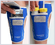 auviq carriers and epipen pouches by omaxcare