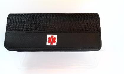 first aid allergy kits case waist buddy